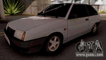 VAZ 2108 BPAN.Russia for GTA San Andreas