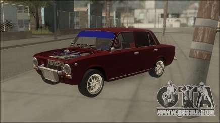 VAZ 2101 Turbo for GTA San Andreas
