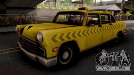 Cabbie GTA VC for GTA San Andreas