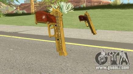 Hawk And Little Pistol (Luxury Finish) V1 GTA V for GTA San Andreas