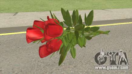 Red Roses for GTA San Andreas