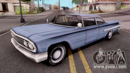Voodoo GTA VC for GTA San Andreas