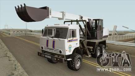 KamAZ-55111 for GTA San Andreas