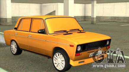 VAZ 2106 Sacharissa for GTA San Andreas