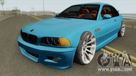 BMW M3 E46 SlowDesign 2006 for GTA San Andreas