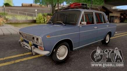 VAZ-2103 1974 v2.0 for GTA San Andreas