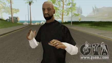 Reginald Pitt for GTA San Andreas