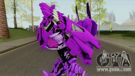Shockwave Transformers WFC for GTA San Andreas