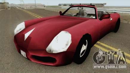 Stinger GTA III for GTA San Andreas
