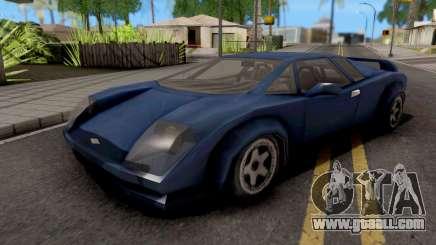 Infernus GTA VC for GTA San Andreas