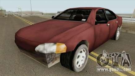 FBI Car GTA III for GTA San Andreas