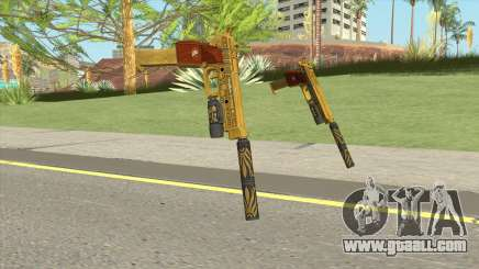 Hawk And Little Pistol (Luxury Finish) V2 GTA V for GTA San Andreas