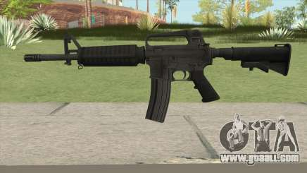 M4 V3 HQ for GTA San Andreas