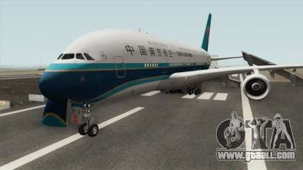 Airbus A380-841 (China Southern Airlines) for GTA San Andreas