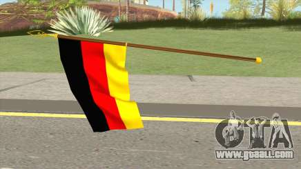 Flag Of Germany for GTA San Andreas