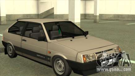 VAZ 2108 Brachypterous Stoke for GTA San Andreas