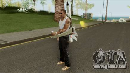 J-10 Jetpack for GTA San Andreas