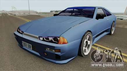 Elegy GT Luxury Edition V3 for GTA San Andreas