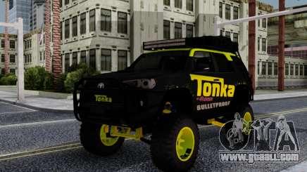 Tonka Truck 43 for GTA San Andreas