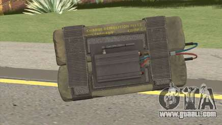 Remote Explosives HQ for GTA San Andreas