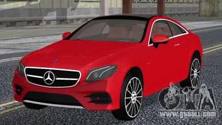 Mercedes-Benz E400 W213 Coupe for GTA San Andreas