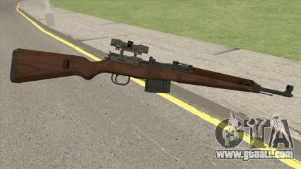 Gewehr-43 Sniper Rifle HQ for GTA San Andreas