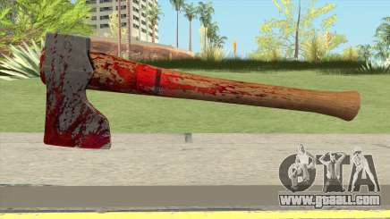 Hatchet (The Bloodiest) GTA V for GTA San Andreas