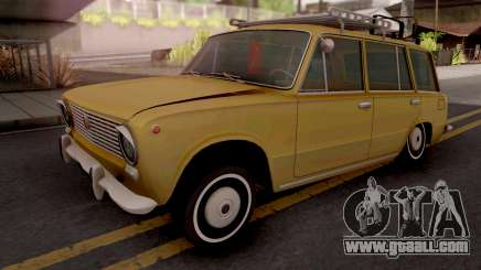 VAZ 2102 Resto Classic for GTA San Andreas