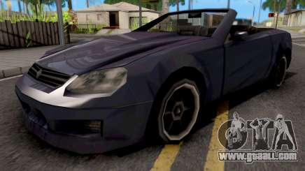 Benefactor Feltzer IV SA Style for GTA San Andreas