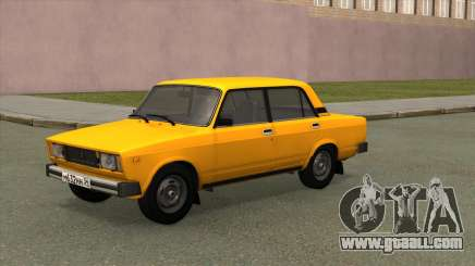 VAZ 2105 Stoke for GTA San Andreas