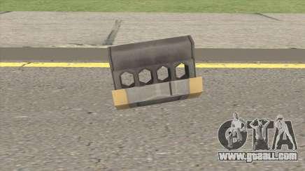 Galvaknuckles for GTA San Andreas