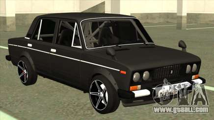 VAZ 2106 Drift for GTA San Andreas