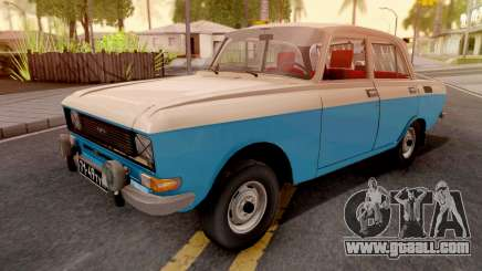Moskvich 2140 Sedan for GTA San Andreas