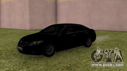 Toyota Camry 2007 Stock for GTA San Andreas