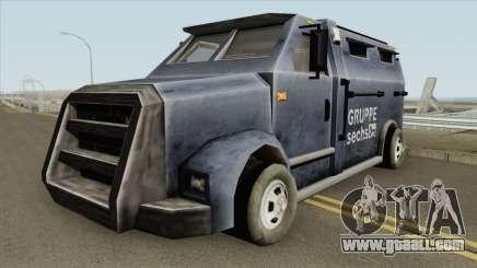Securicar GTA III for GTA San Andreas
