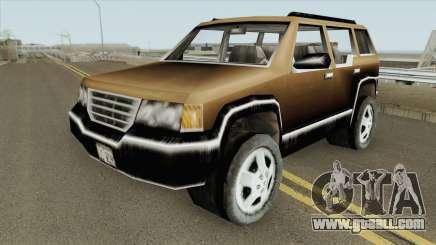 Landstalker GTA III for GTA San Andreas