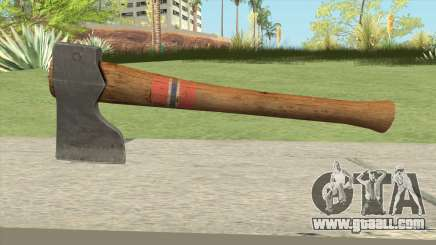 Hatchet (Clean) GTA V for GTA San Andreas