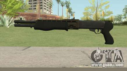 Combat Shotgun HQ for GTA San Andreas