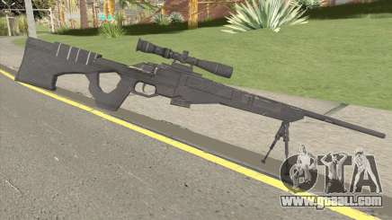 New Sniper Rifle MQ for GTA San Andreas