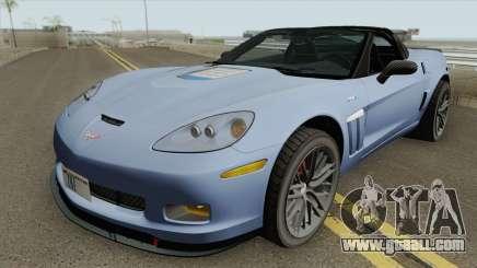 Chevrolet Corvette ZR1 2010 Spyder for GTA San Andreas