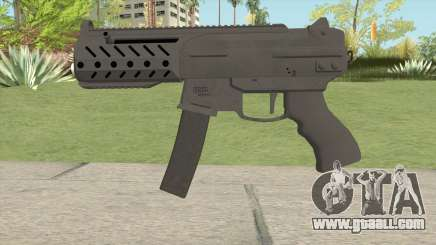 Submachine Gun MK2 (Stock) for GTA San Andreas