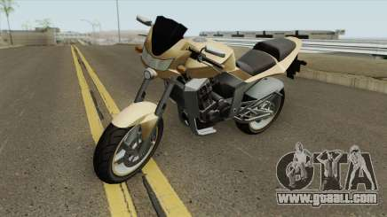 Vader GTA 5 (Texturas Arregladas) for GTA San Andreas