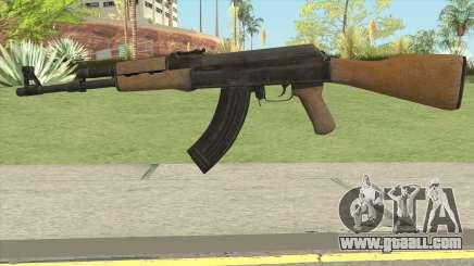 AK47 (Medal Of Honor 2010) for GTA San Andreas