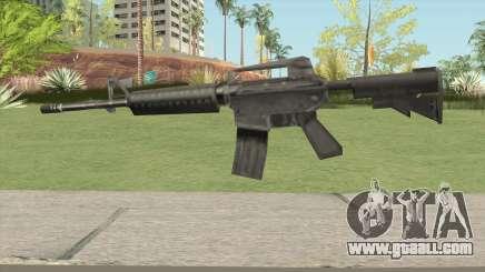 M4 V1 (MGWP) for GTA San Andreas