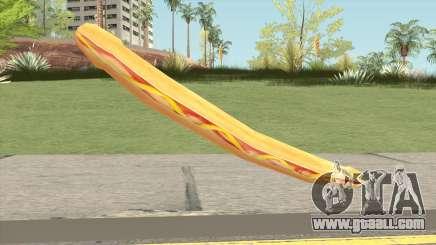 Hot Dog for GTA San Andreas