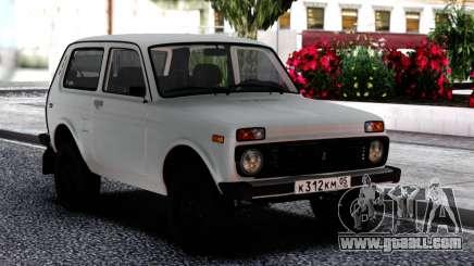 Lada Niva SUV for GTA San Andreas
