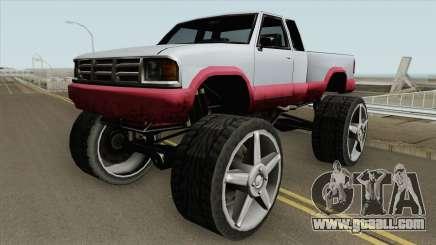 Monster Custom for GTA San Andreas
