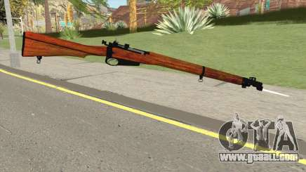 New Rifle High Quality for GTA San Andreas