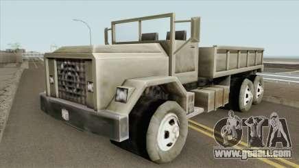 Flatbed GTA III for GTA San Andreas