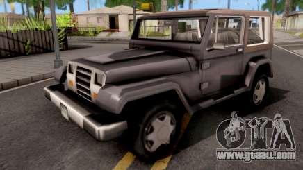 Mesa Grande GTA VC for GTA San Andreas